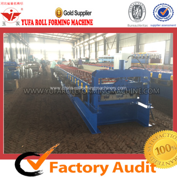 China supplier OEM for Floor Deck Roll Forming Machine, Metal Deck Roll Forming Machine Exporters Floor Deck Forming Machine For Construction Materials making supply to Tokelau Manufacturer