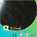 Hogar 12.3mm E1 Espejo Nogal Impermeable Piso laminado