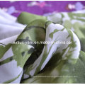 Polyester Beautiful Curtain Fabric for Garment/Dress