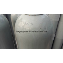 ISO9809 40L Nitrous Oxide Gas Cylinder with Qf-2 Valve