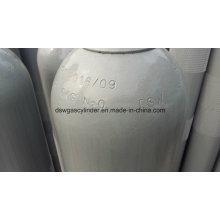 Cilindro de gás de óxido nitroso ISO9809 40L com válvula Qf-2