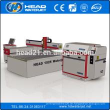 CE-Zertifikat HD1525-380 Hochdruck-Wasserstrahl Glas Mosaik Schneidemaschine