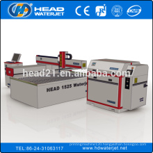 CE certificate HD1525-380 high pressure water jet glass mosaic cutting machine