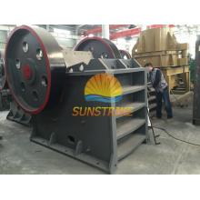 Heiße verkaufende professionelle Steinbrecher-Ausrüstung, Steinkiefer-Zerkleinerungsmaschine