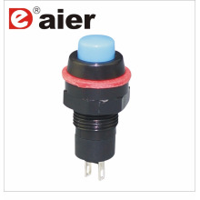 10mm Plastci Round Button Latching Pushbutton Switch