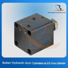 Cilindro hidráulico compacto leve