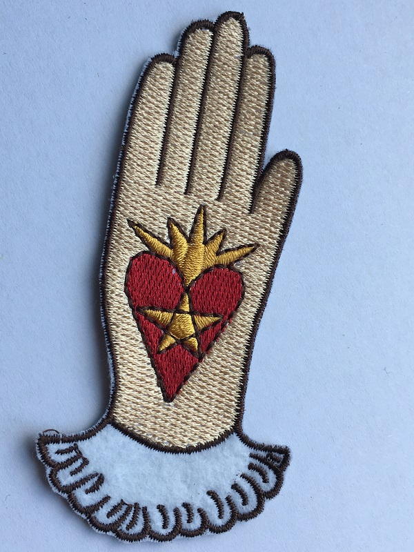 Hand Embroidery Patch