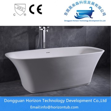 Horizon interior stone bathtub
