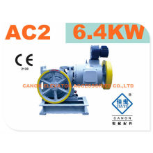 6.4KW Canon AC-2 elevador Motor