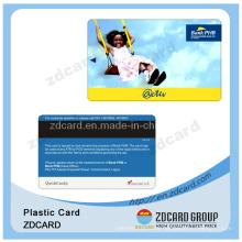 Offset Printing Hotel Member PVC Card
