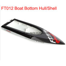 FT012 RC Spare Parts Bottom Body Boat Hull or Shell