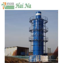Désulfurant d'épurateur de biogaz de vapeur de dioxyde de soufre avec l'acier au carbone pour le digesteur