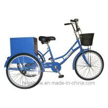"""24 """"/ 20"""" con Triciclo Industrial Cargo Triciclo de Carga (FP-TRB-J014)"""