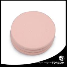 esponja de esponja cosmética redonda / esponja de esponja cosmética rectangular / forma de huevo esponja