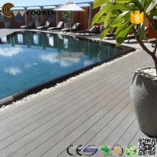 Art surface swimming pool building material composite flooring