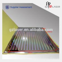 GZ-373 Hologramm-Fertigungsscheibe mit Säulenmuster