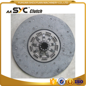 Heavy Duty Clutch Disc for Mercedes Benz 1861219139
