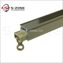 Hot sale medical aluminium alloy hanging door curtain track