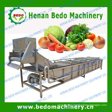 2014 the best supplier fruit washing machine / fruit washer machine with the reasonable price 008613253417552
