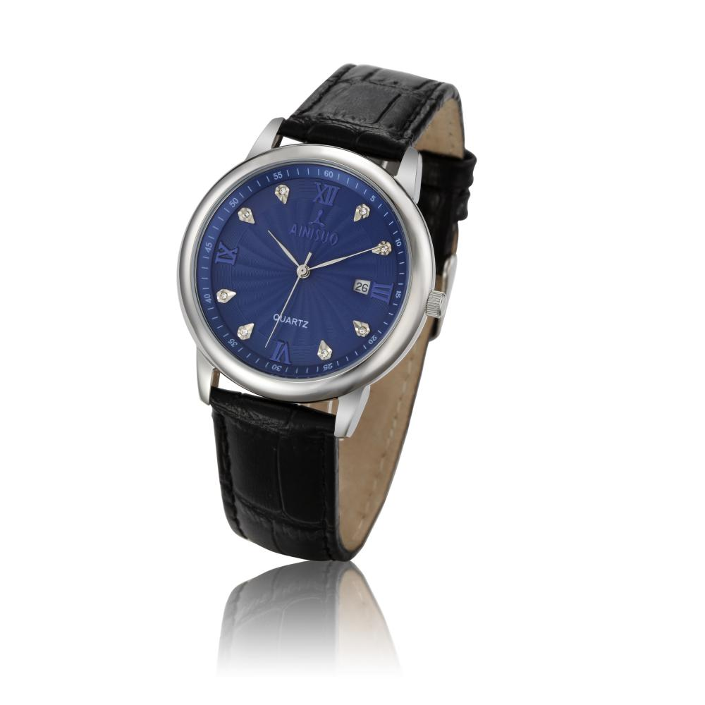 Fashion Ladies Leather Belt Watch