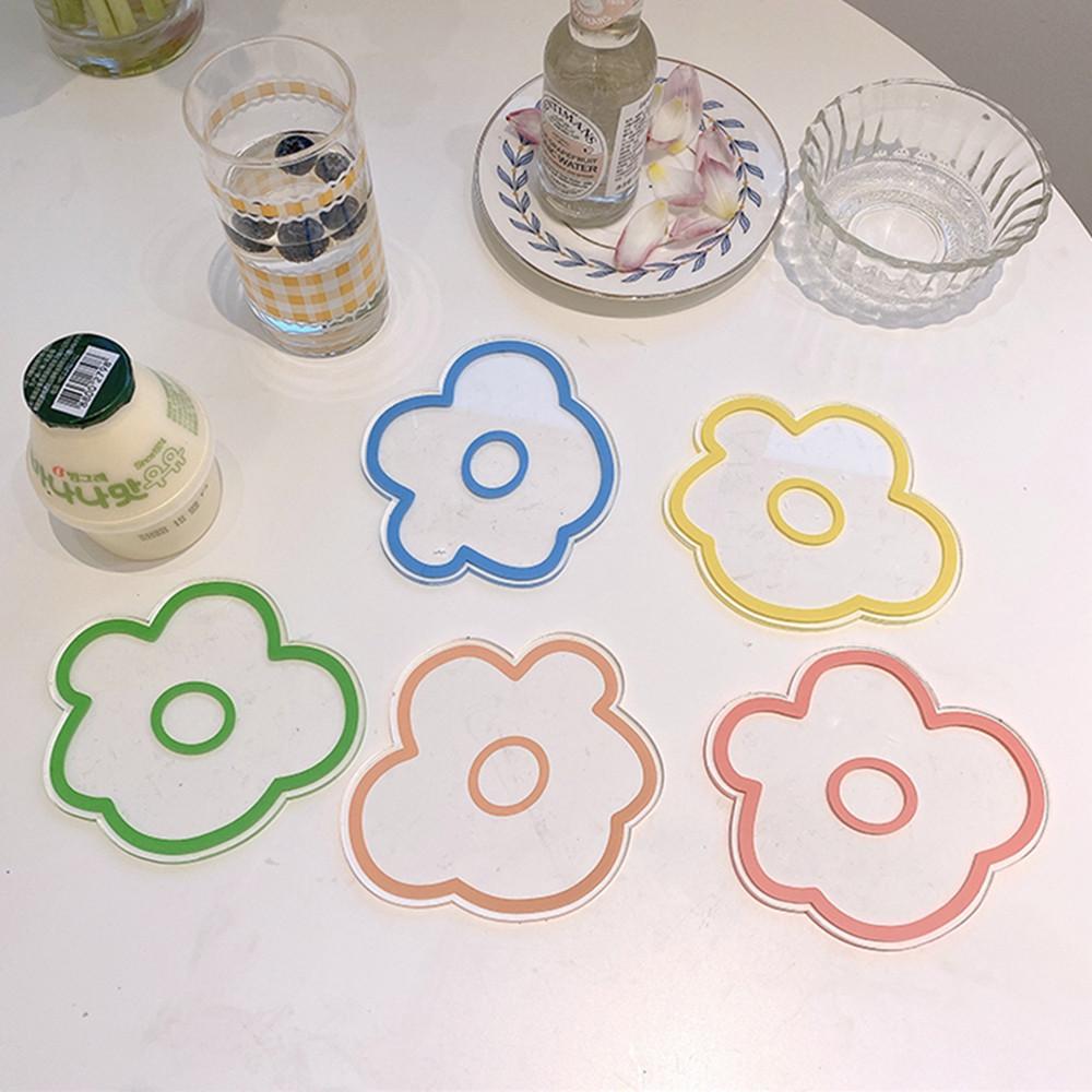 Custom Acrylic Coasters