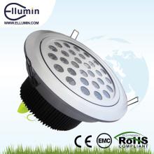 La lumière élevée 30w a mené le downlight avec le CE et la lampe de Rohs
