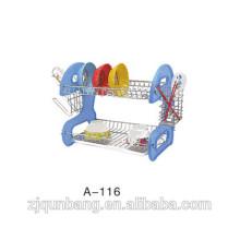 Materiales compuestos de Zhejiang Racks de almacenamiento de cocina Rack de acero inoxidable Bowl y tubo de palillos
