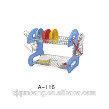 Zhejiang Composite Materials Rack de rangement de cuisine en acier inoxydable Bowl Rack and Chopsticks Tube