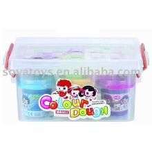 907990922-цветная тестообразовательная игрушка