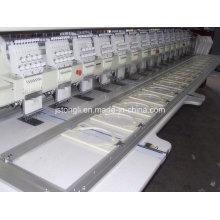 9 agujas 15 cabezas bordado máquina plana (TL-915)
