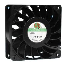 Ventiladores axiales de la impedancia de aire de 120m mx 120m m X38m m, AC120508 para el ambiente de alta temperatura