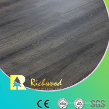 AC3 Revêtement de cire pour bois HDF Revêtement de sol stratifié de vinyle HDF V