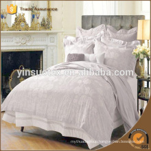 Hotel Bedspread Factory Soft Natural Hotel King Size Bed Sheets