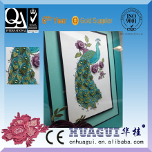 HUAGUI strass crystal setting machine transfer paper