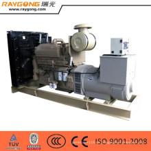 Sistemas generadores Dissel de RAYGONG RAY de 450KVA