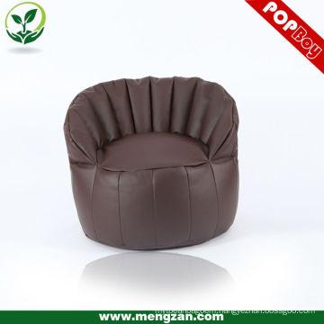 2013 new-design PU leather beanbag sofa,bean bag chair