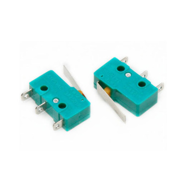 MSW-12 Terminals Button Actuator Micro Switch