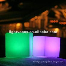 discoteca / bar PE Led cubo de luz