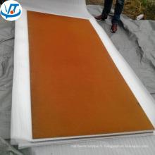 Plat en acier corten de plaque de rouille de conception creuse pour la décoration