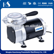 Portable 1/2 hp membran mini air compressor for spray painting