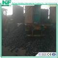 Aplicación de colada de cobre de coque metalúrgico para alto horno