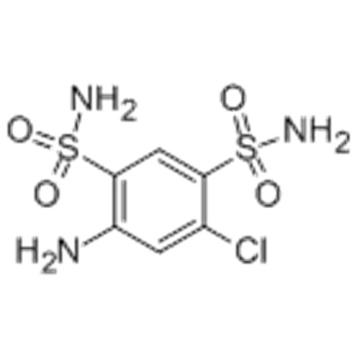4-Amino-6-chlorobenzene-1,3-disulfonamide CAS 121-30-2
