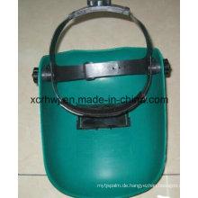 Green Special Style Schweißen Helme in Ce, hohe Qualität, konkurrenzfähiger Preis. Ce zugelassener flammhemmender ABS-Stirnband-Schweißhelm, Stirnband-Schweißhelme