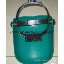Green Special Style Welding Helmets in Ce, High Quality, Competitive Price. Ce Approved Flame Retardant ABS Headband Welding Helmet, Headband Welding Helmets