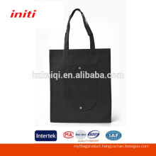 Hot sale customized fold up shopping bag