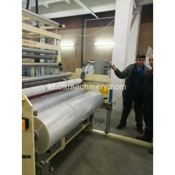 PE bungkus Stretch Film Packing mesin otomatis