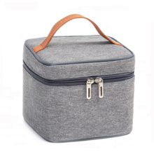 Hot Sell Custom Outdoor Picnic Insulation Bag Polyester Insulated Cooler Lunch Bag
