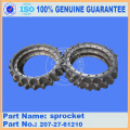 PC300-7 SPROCKET 207-27-61210
