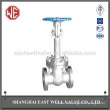 Lever for gate valve water