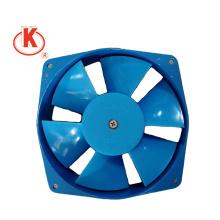 380V 150 mm AC escape bajo ruido ventilador axial